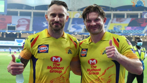 Watto 'Faf'lous Match by CSK