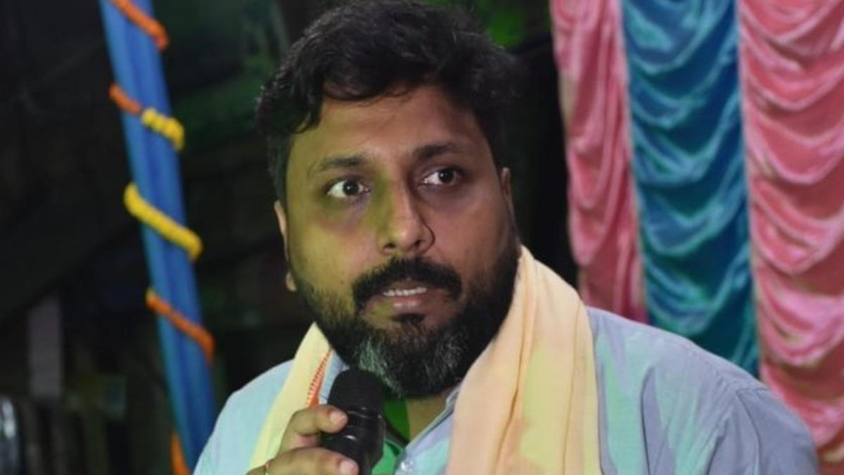 BJP leader Shukla shot dead, Opposition party accuses Congress