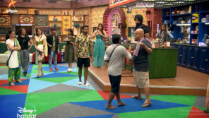 Suresh Rocks the BB House
