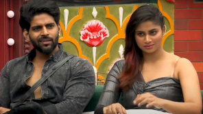 Shivani love Balaji in Bigg Boss Tamil 4, big question