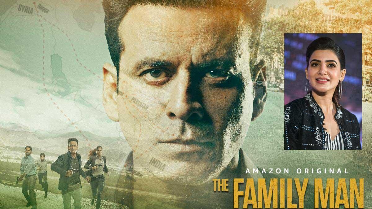 The Family Man 2 Web Series