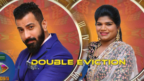 Double Eviction in Bigg Boss Tamil House, Jithan Ramesh and Aranthangi Nisha