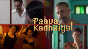 Netflix Paava Kadhaigal promotion is on fire