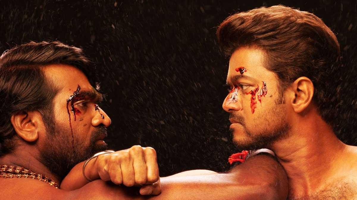 Master Tamil Movie Poster
