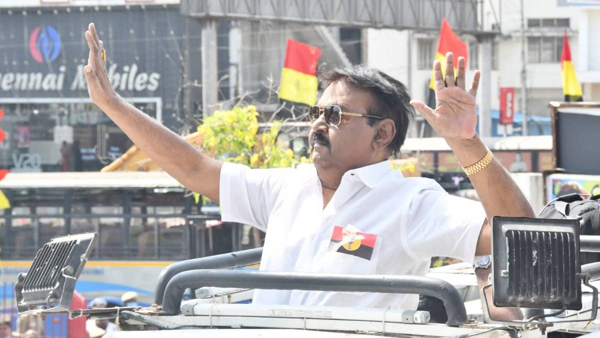 DMDK quits alliance with AIADMK