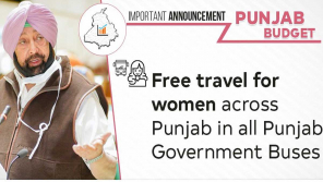 Free Bus for Women in Punjab