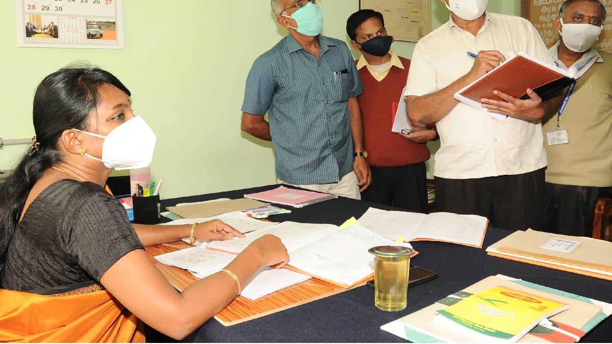 Six moths of imprisonment for not wearing mask say District Collector Divya