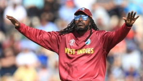 Chris Gayle thanked India