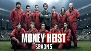 Money heist season 5 update