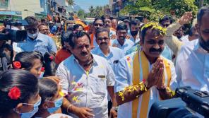 BJP Tamil Nadu State Predident L Murugan