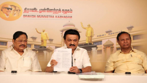 Stalin released DMK the list of candidates with constituencies