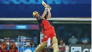 AB de Villiers smashed 48 off 27 balls