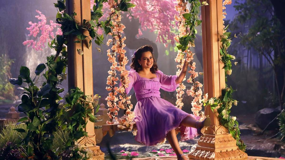 Chali Chali Song in Thalaivi(2021) Movie