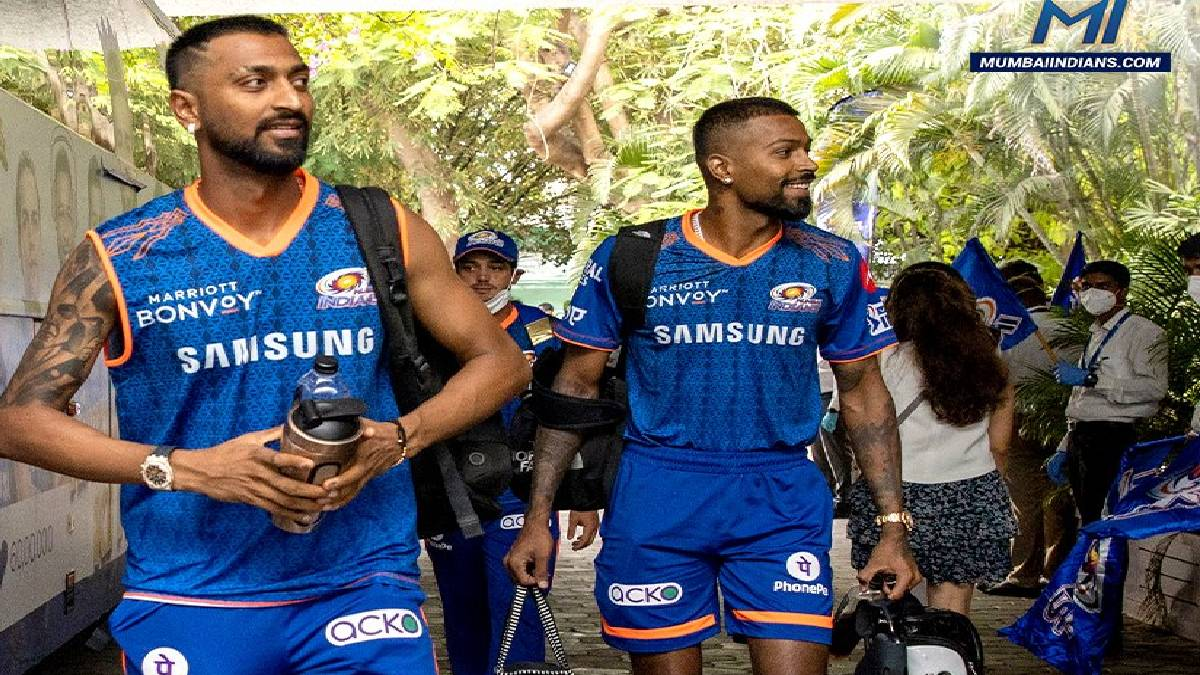 Mumbai Indians recent post on Twitter