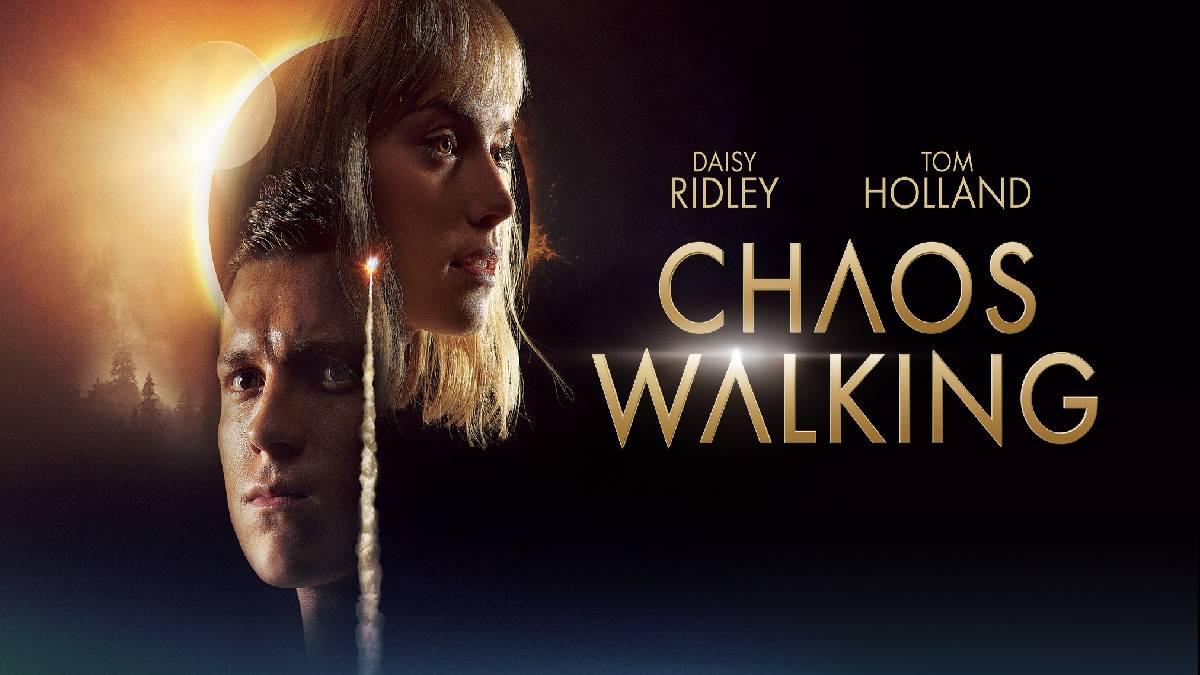Chaos Walking (2021) Movie Poster