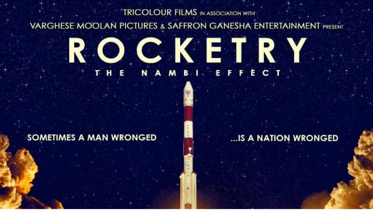 Rocketry: The Nambi Effect (2021) Trailer is released