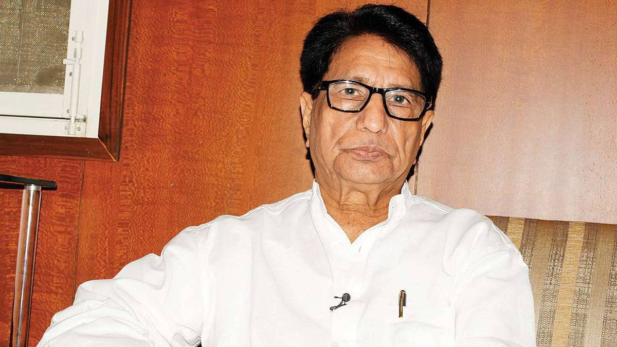Former Union Minister and RLD Chief Ajit Singh