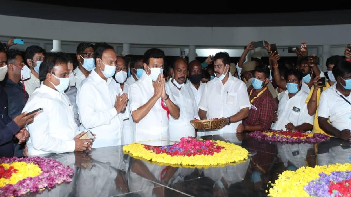 DMK Won 133 Constituencies Across Tamil Nadu in Election 2021