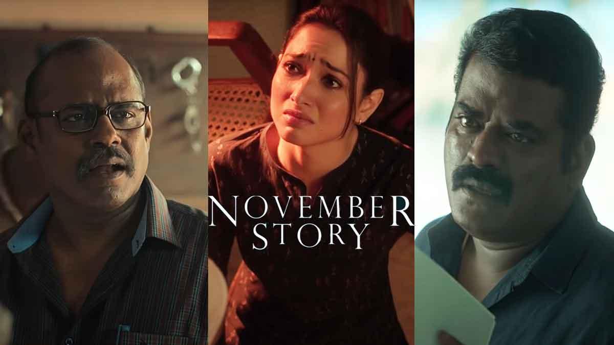 Tamannaahs November Story Review