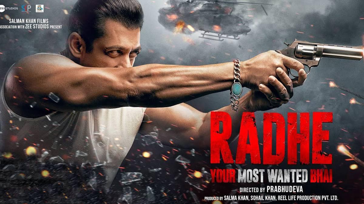 Radhe Movie Poster