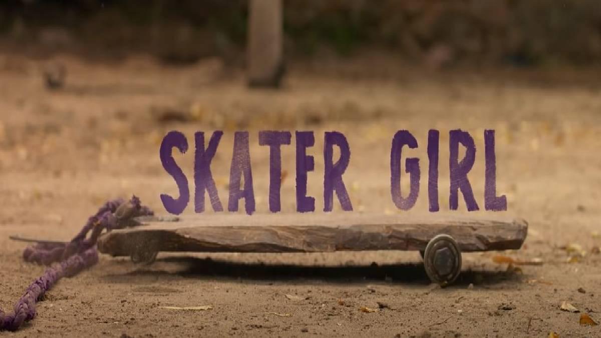 Skater Girl Movie Poster