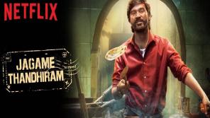 Jagame Thandhiram Movie Poster