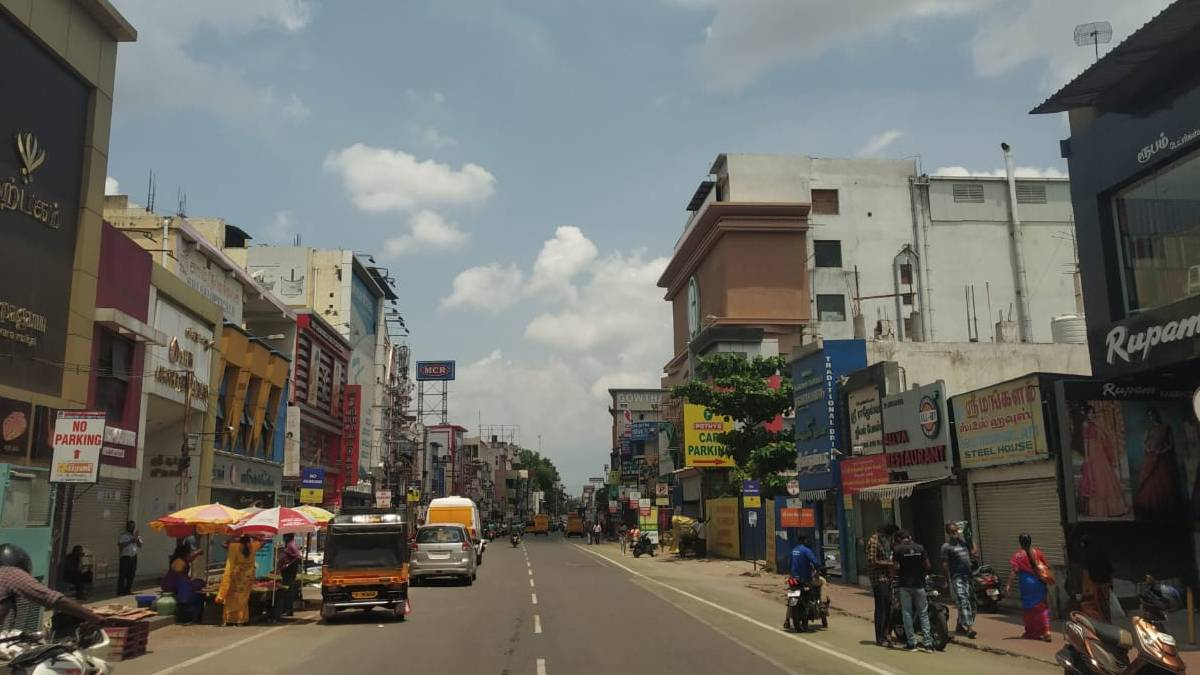 Lockdown In Coimbatore with Relaxation