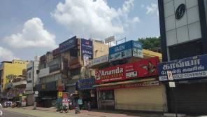 Lockdown in Covai City