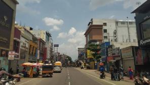Covai City Lockdown