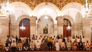 Newly appointed Ministers