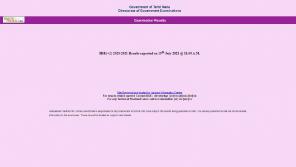 Exam Result Portal Image