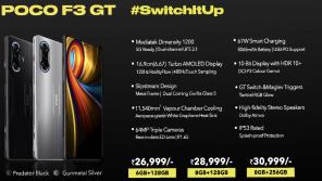 Poco F3 GT Smartphone