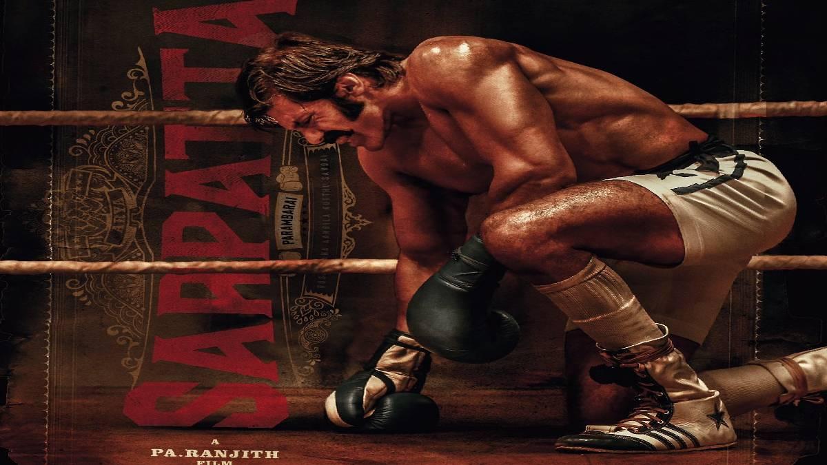 Sarpatta Parambarai Movie Poster