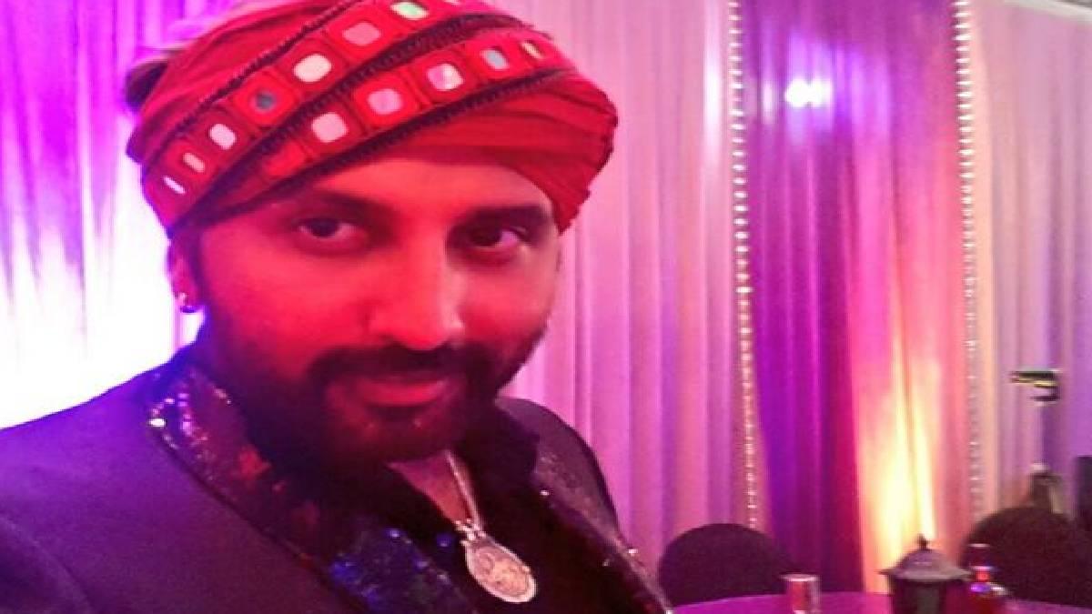 Actor Anandha Kannan