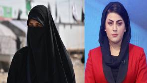 Right: Shabnam Dawran