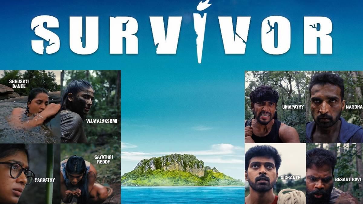 Survivor Contestants