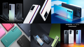 Smartphone October 2021