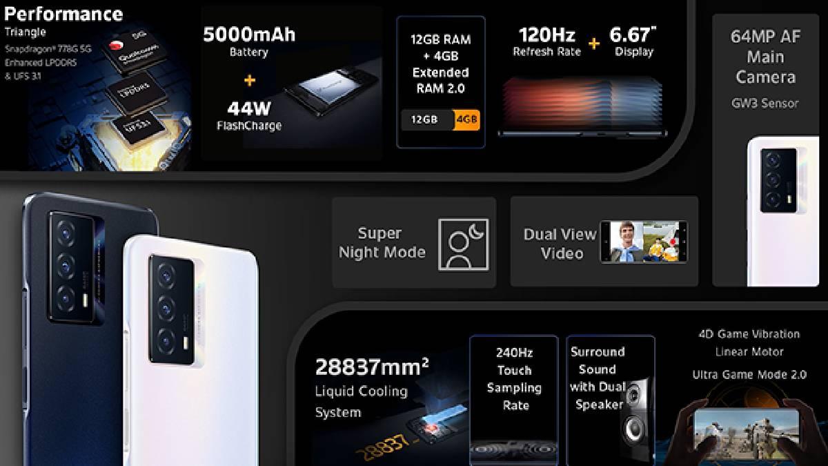 iQOO Z5 Smartphone
