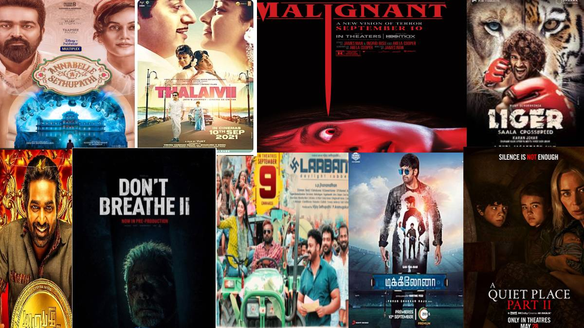List Of New Tamil Movies To Be Released In Theaters In September 20