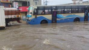 Flood In Tamil Nadu