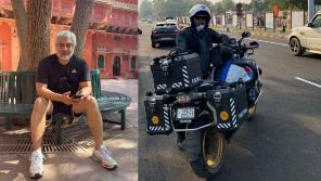 Actor Ajith Latest Photos