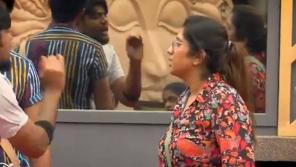 Priyanka In Bigg Boss Tamil 5