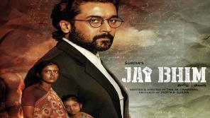 Jai Bhim Movie Poster
