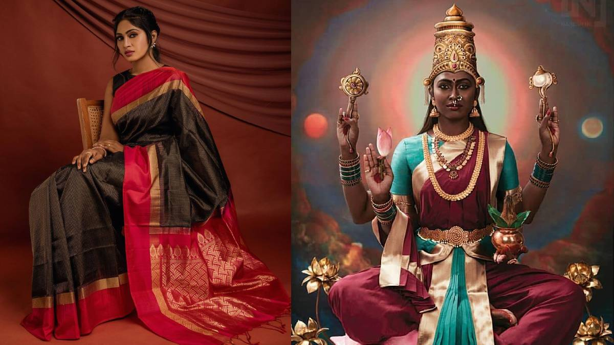 Bigg Boss Tamil 5 Contestant Suruthi