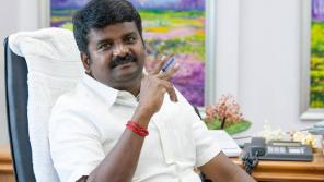 Fomer Health Minister Vijayabaskar