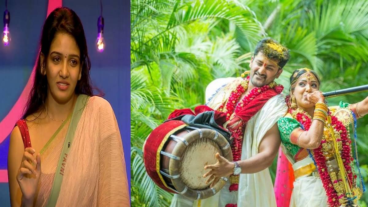 Bigg Boss Contestant Pavni and late husband Pradeep Kumar